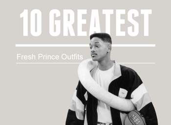 10 Greatest: Fresh Prince...