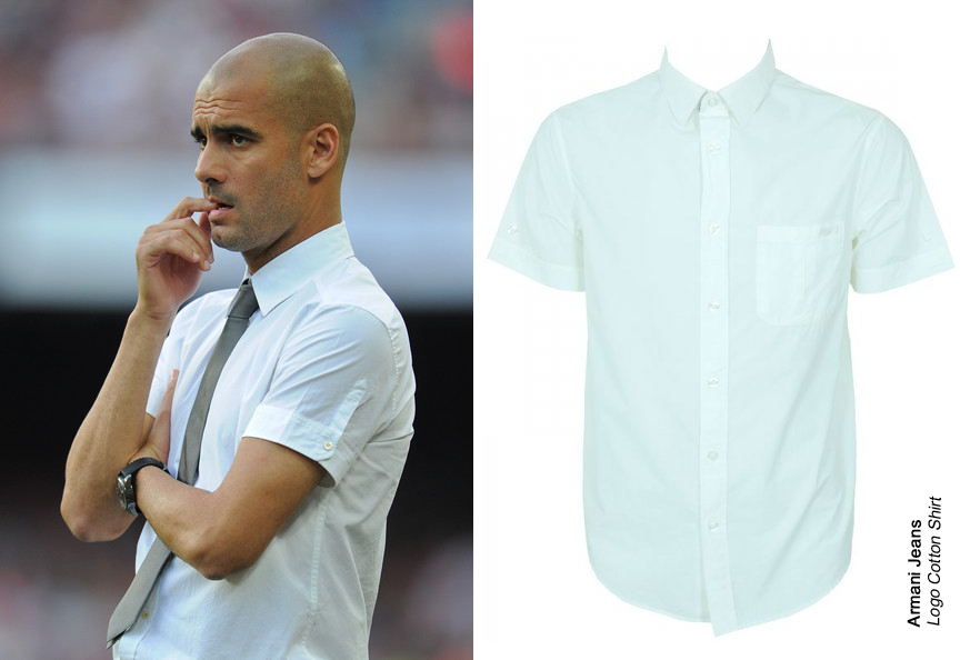 Style File Pep Guardiola Northern Threads