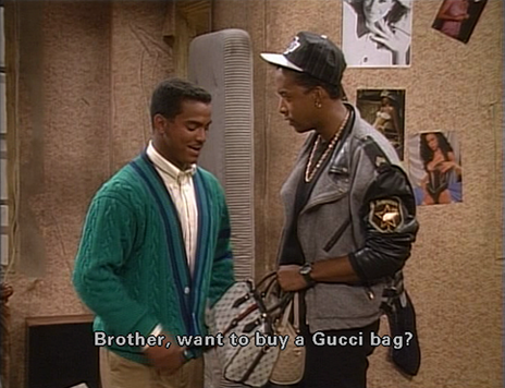 Fresh Prince Knockoff