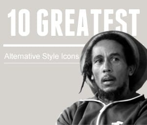 10 Greatest: Alternative Style Icons