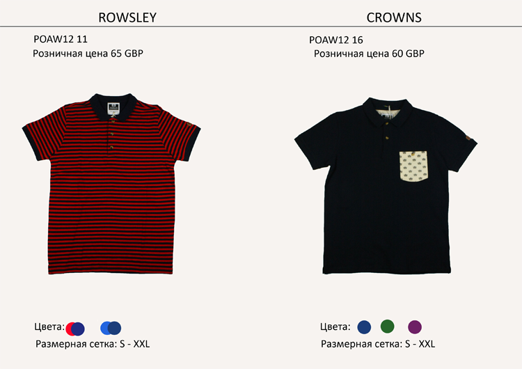 Rowsley/Crowns