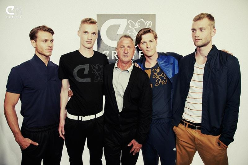 Cruyff Classics Clothing Launch - Press