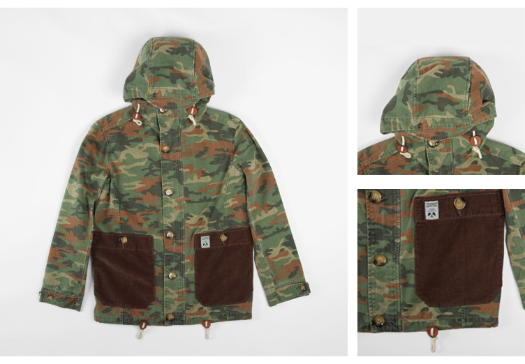 TS Camo Jacket