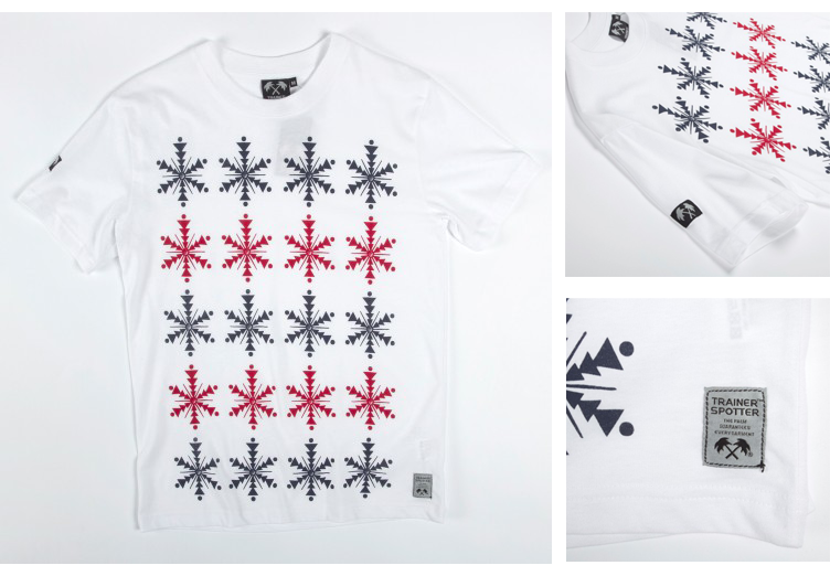 TS Snowflake T-shirt
