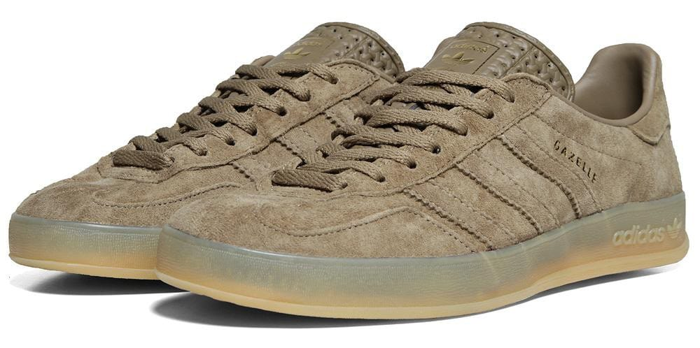 Adidas Originals Indoor - Earth/Khaki