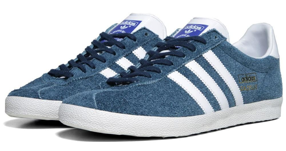 Adidas Originals Gazelle OG - Petrol/White