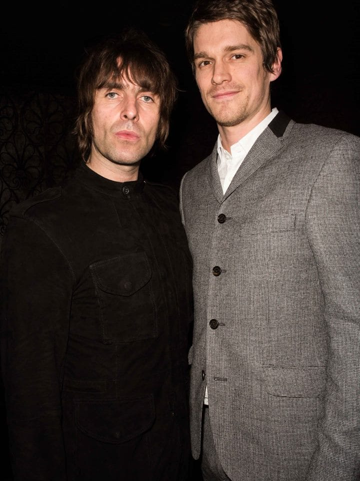 Liam Gallagher &amp; Jesse Wood