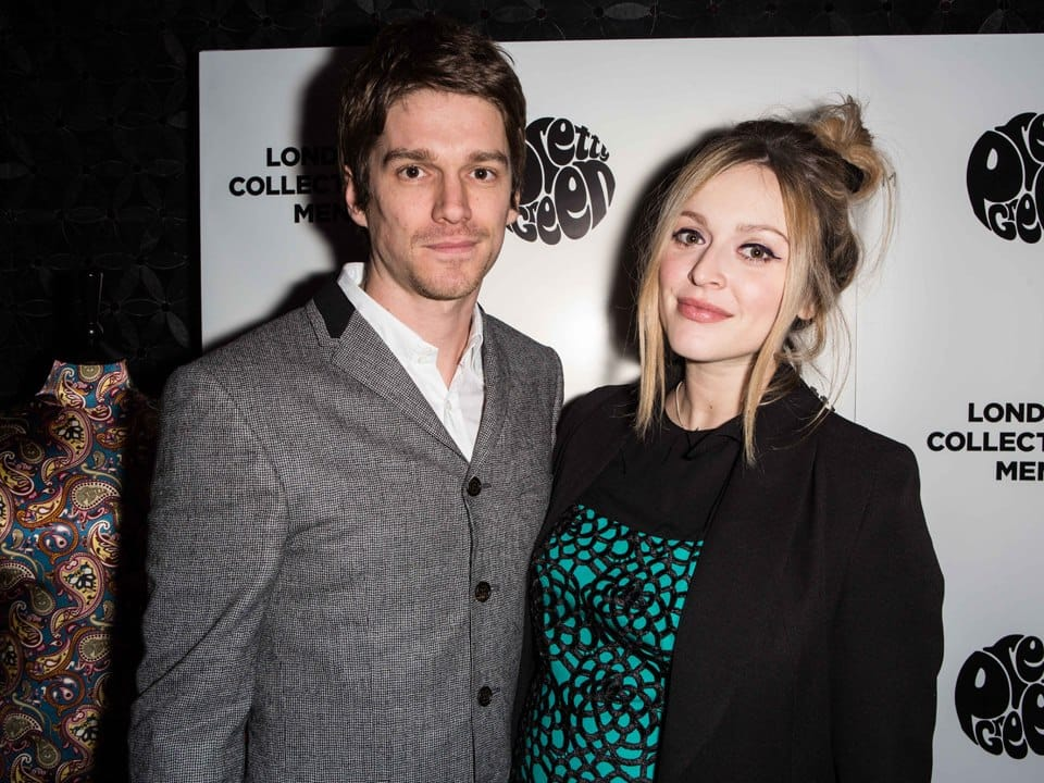 Jesse Wood &amp; Fearne Cotton
