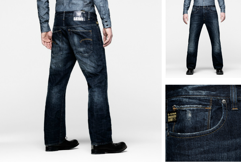 G-Star Yield Loose Jean