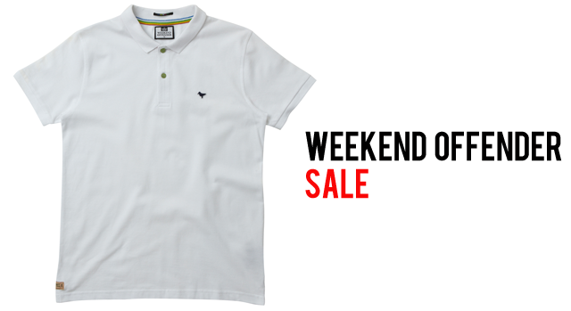SHOP: Weekend Offender