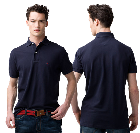 Core Knitted Pique Polo