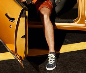 BOSS Orange Footwear: Spring 2013