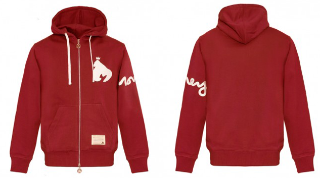 Money Classic Hooded Sweat