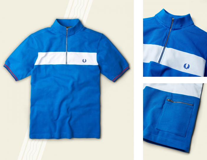 Golden Age Cycling Shirt