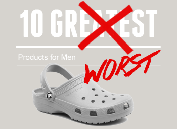 10 Worst: Products for Men