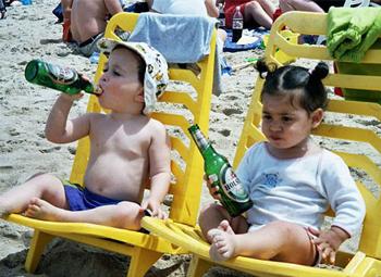 Yes & No's: Beach Etiquette