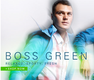 boss green relaxed cover