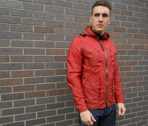 WIN: MA.STRUM Jacket