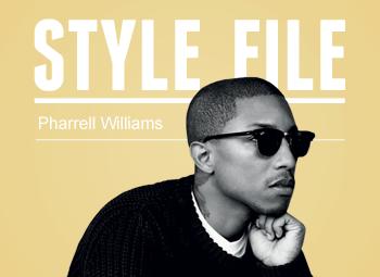 Style File: Pharrell Williams