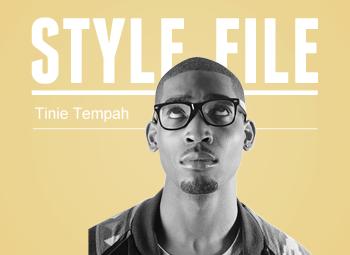 Style File: Tinie Tempah