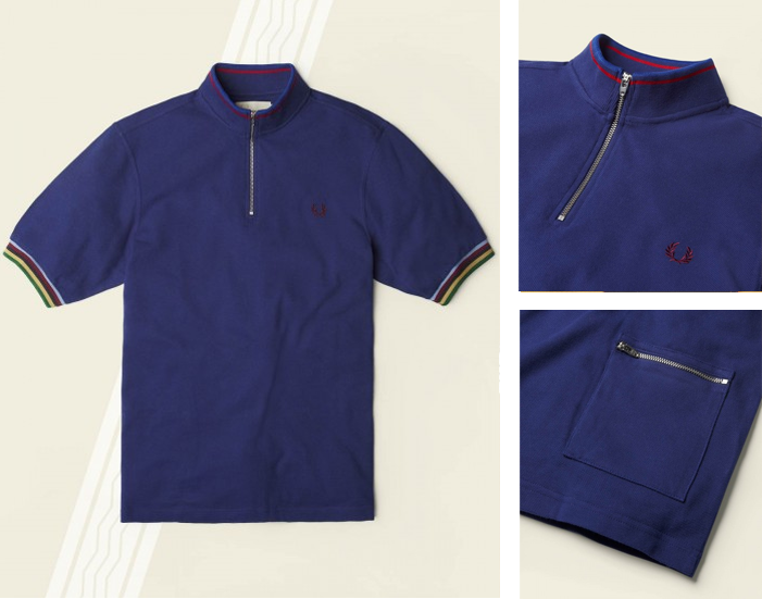 Champion Tipped Cycling Shirt
