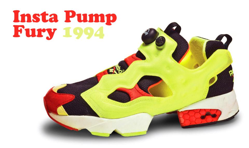 Insta Pump Fury 1994