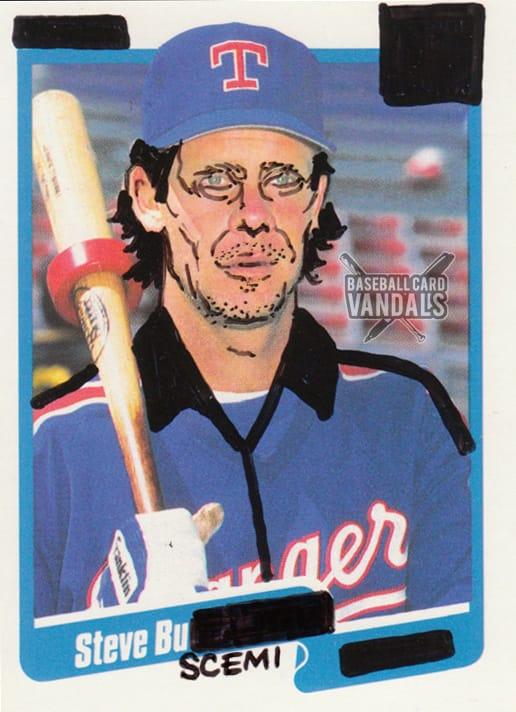 Baseball Card Vandals #3