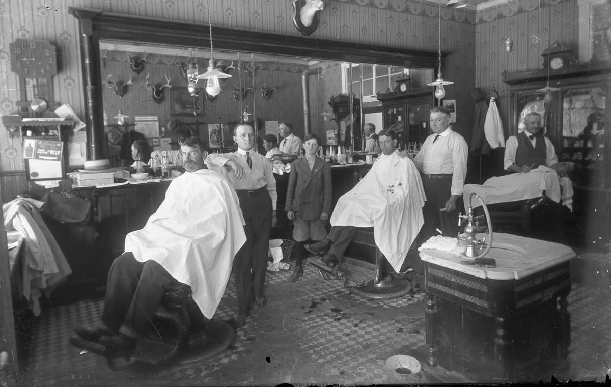 Blue Dog Barber Shop
