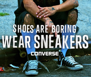5 Things | You Didn't Know About Converse