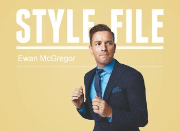 Style File | Ewan McGregor