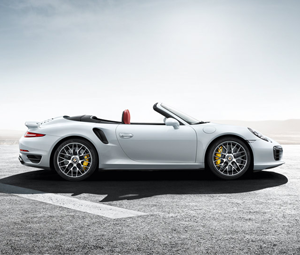 CARS | Porsche Launch New 911 Turbo Cabriolet