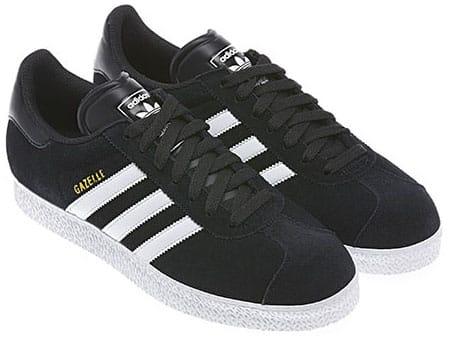 adidas gazelle 2 black