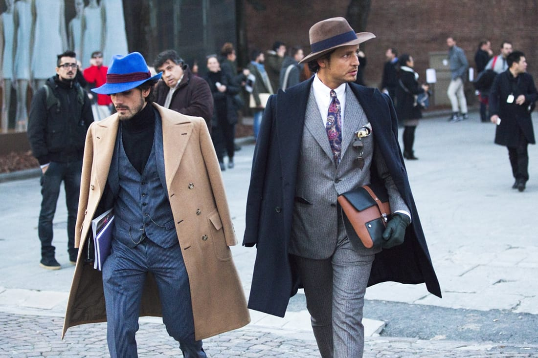 Pitti Immagine Uomo Florence 2014 Streetstyle Northern Threads