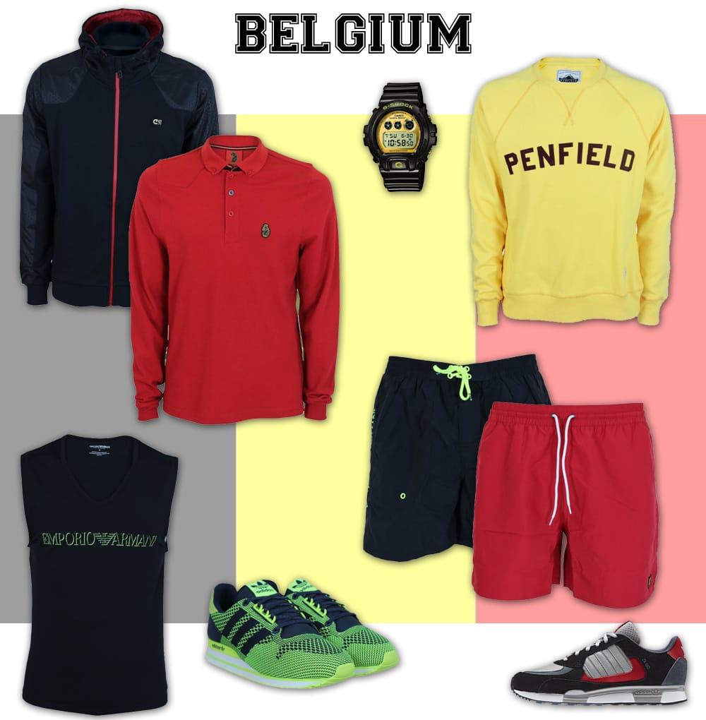 Adidas Originals Mens Gazelle Indoor Trainers Nomad Red/White