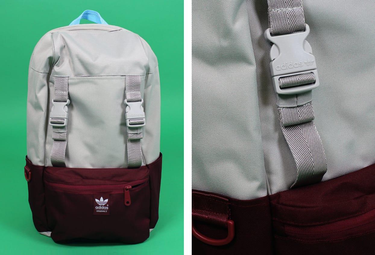 Adidas Originals Campus Backpack – Light Brown e0e8601569b65