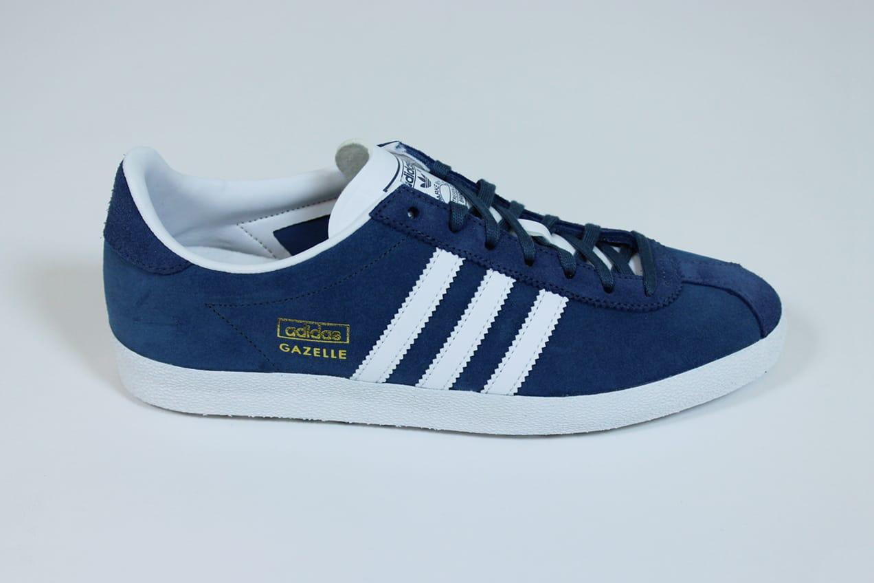 Adidas Originals Gazelle Indoor Og Blue