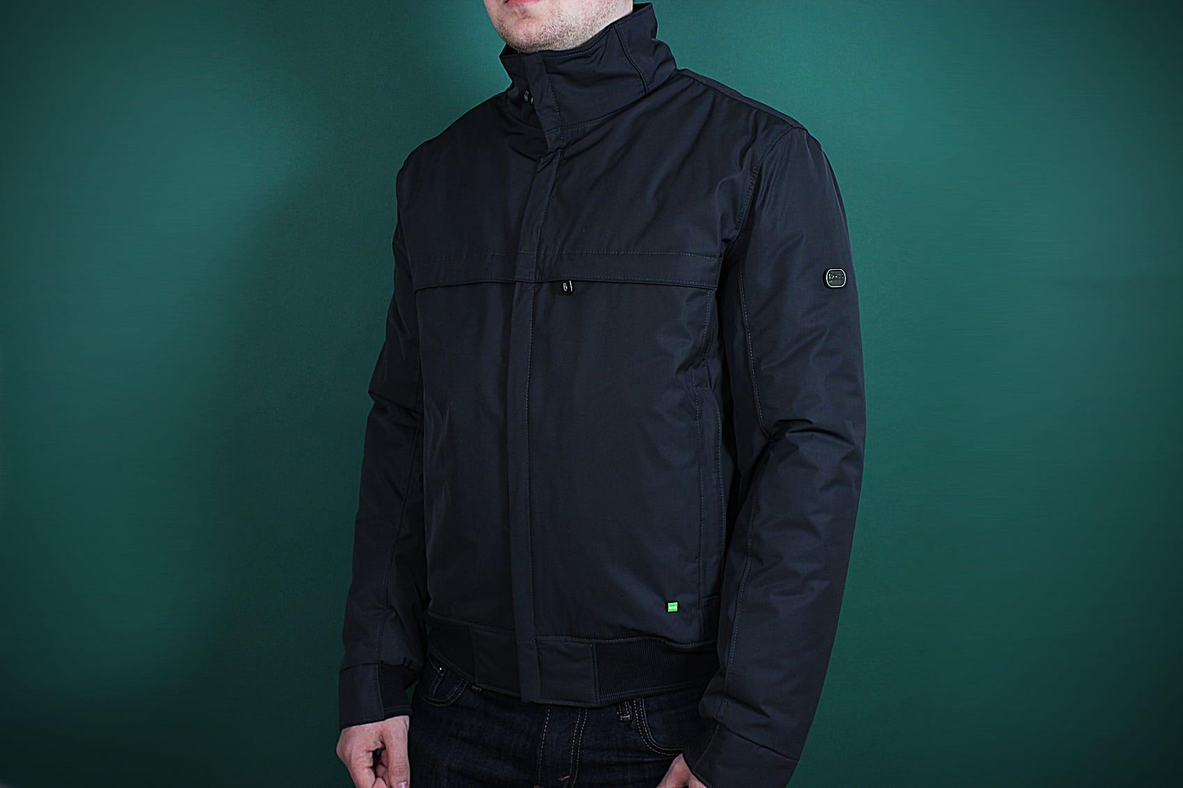 new arrivals hugo boss green jackets northern threads. Black Bedroom Furniture Sets. Home Design Ideas