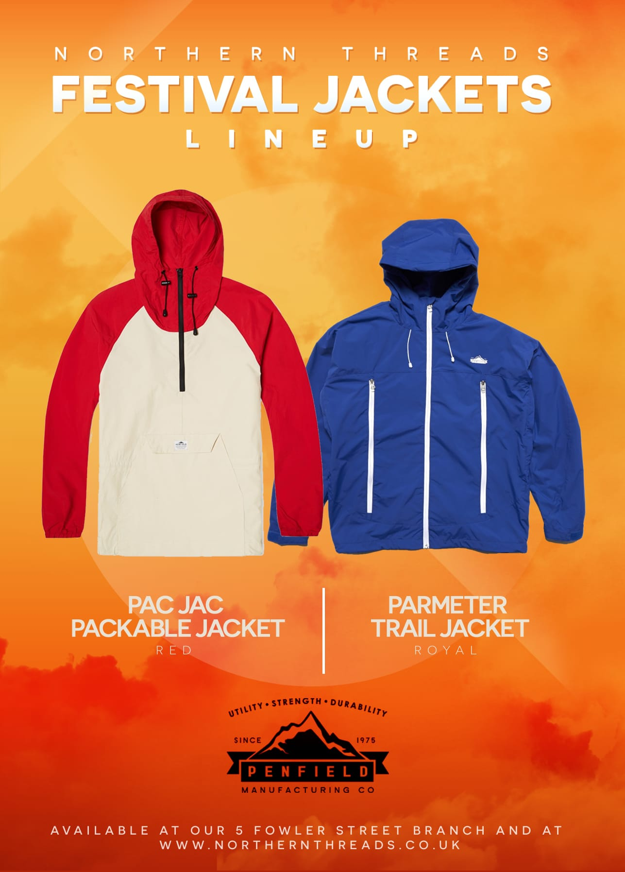 ccb6c874361 Pretty Green Danbury Jacket – khaki · penfield festival jacket