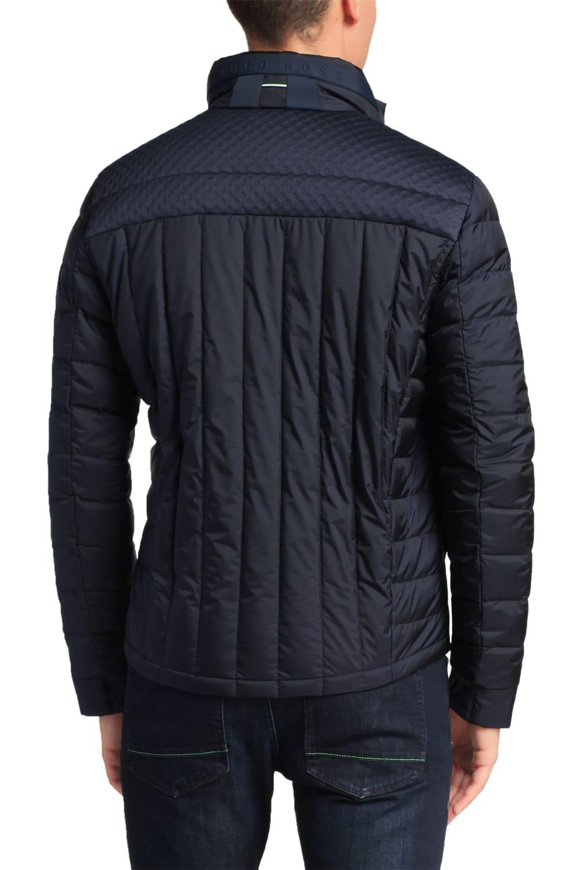 999f1ce1291 HUGO BOSS Green Jurado Jacket – Navy