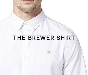 THE BREWER SHIRT FI