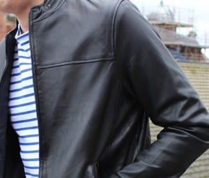 Remus Uomo Leather Jacket