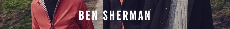 Red Ben Sherman Menswear