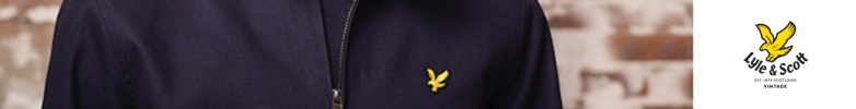 Blue Lyle and Scott Scarves