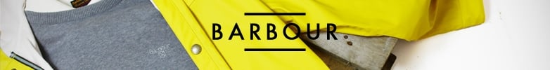 Blue Barbour Clothing