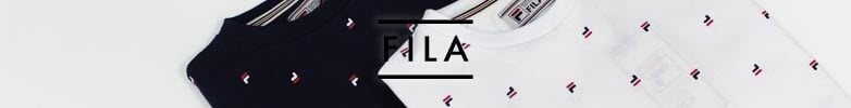 White Fila Polo Shirts