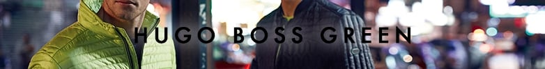 HUGO BOSS Green Track Tops