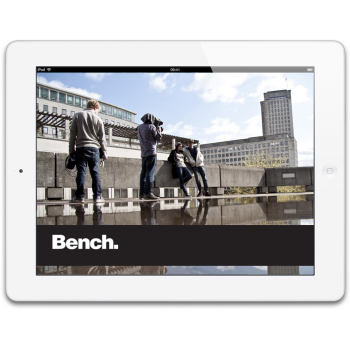 WIN iPad 2 from Bench