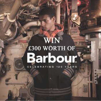 WIN! £300 WORTH OF BARBOUR.