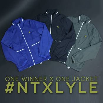 WIN! A LYLE AND SCOTT JACKET.