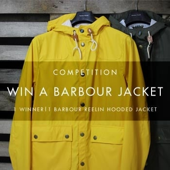WIN a Barbour Reelin Hooded Jacket!!